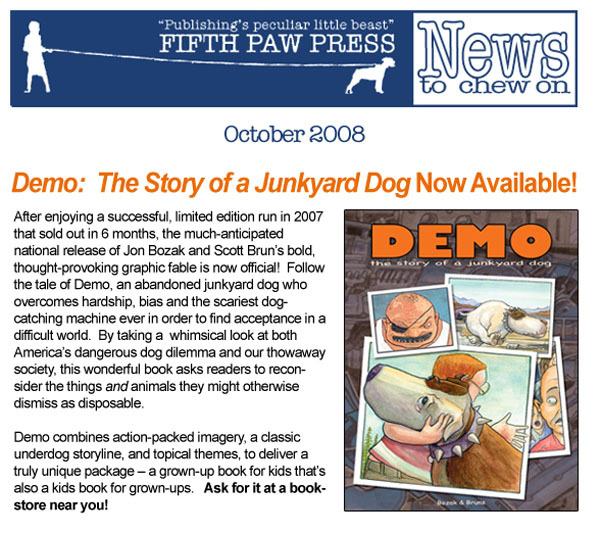 Demo Dog Article